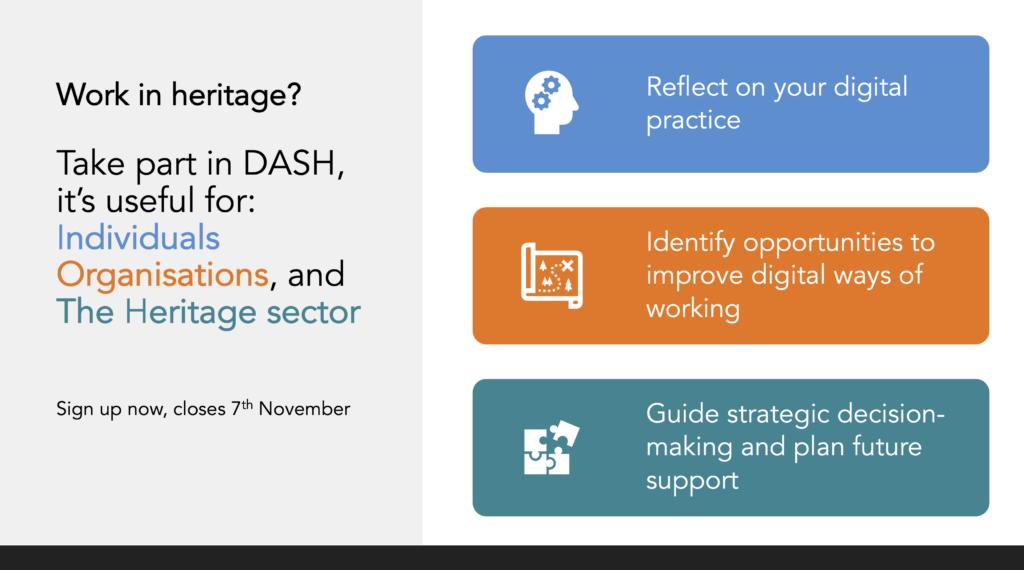 DASH benefits